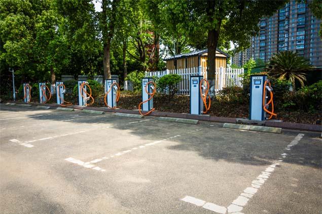 Soluciones para vehículos eléctricos